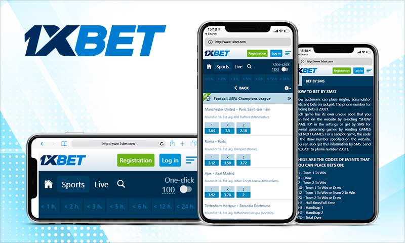 Download and install the 1xBet application for Android